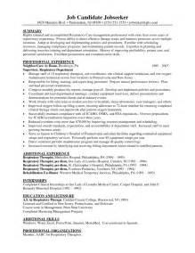 Respiratory Therapist Resume Sles by Patient Access Representative Resume Sales Representative Lewesmr