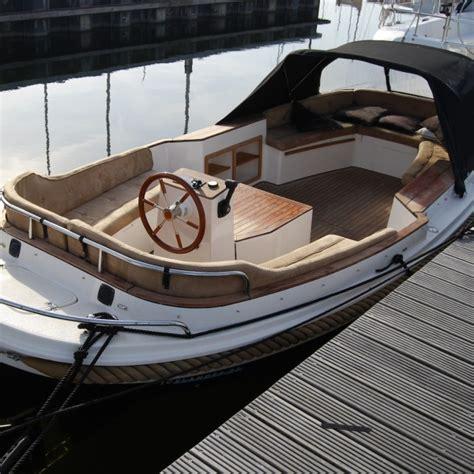 speedboot 4 persoons boot mieten harderwijk