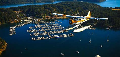 water boat tours seattle seaplane land plane flights scenic flight tours