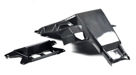 fourwerx    carbon fiber race dash