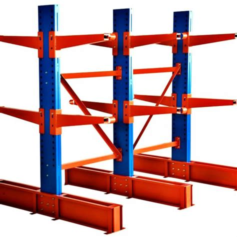 Cantilever Storage Racks by Powder Coating Finish Cantilever Racking System Warehouse Vertical Cantilever Racks