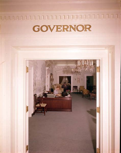 florida memory entrance to the governor s office in the