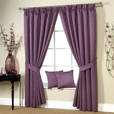 Purple And White Bedroom Curtains by Curtains Forpurple Bedroom Home Also For A Purple