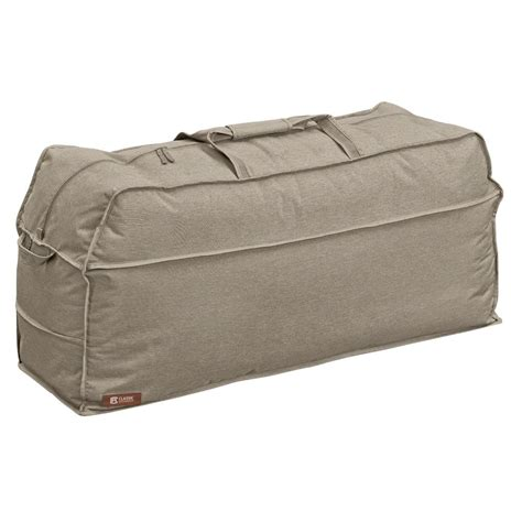 Classic Accessories Montlake Patio Cushion Storage Bag 55