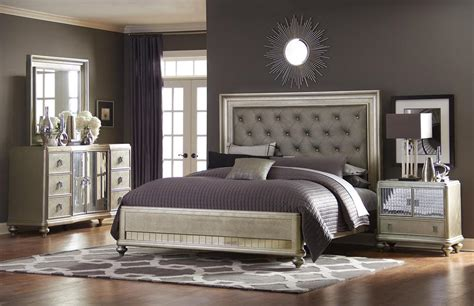 mansion bedroom furniture recent purchase samuel lawrence platinum panel bed king