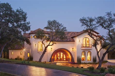 spanish style homes exterior