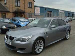 2005 Bmw M5 For Sale Used Grey Bmw M5 2005 Petrol 4dr Smg 5 0 Saloon Excellent