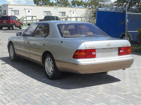 lexus gold 1995 lexus ls for sale 13 used cars from 3 312