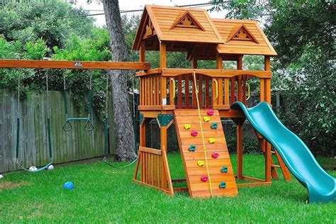 Playground Backyard by Recycle Your Tires In 10 Cool Ways