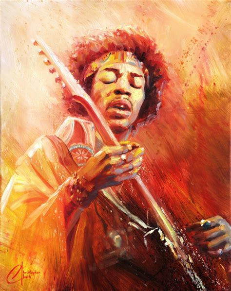 quot jimi hendrix i quot limited edition the incredible art gallery