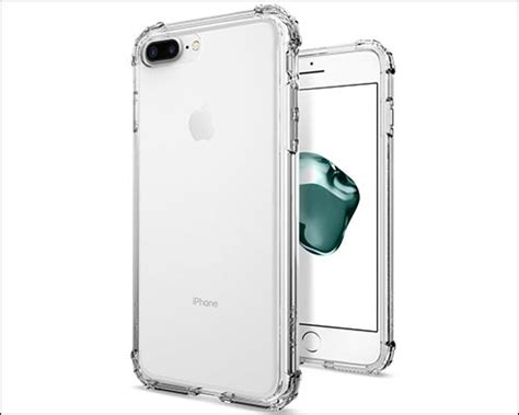 Iphone 7 8 Plus Viseaon Soft Clear Casing Cover Armor Kuat best iphone 8 plus clear cases durable casing with ultra