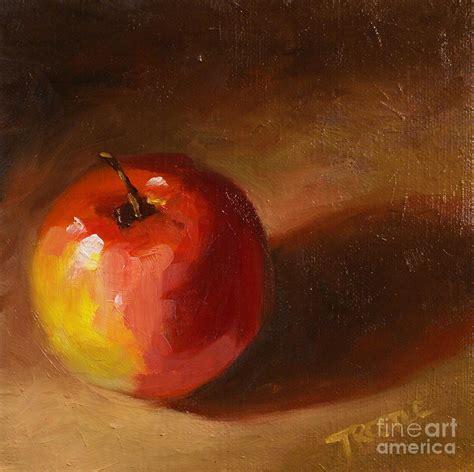 Fall Apple Print By Patti Trostle