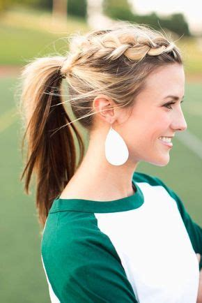 cute hairstyles for jogging best 25 gym hairstyles ideas on pinterest braided