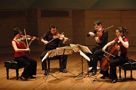 Arts String Quartet - elias string quartet to give free concert of works by