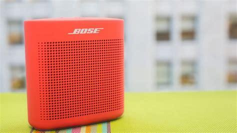 bose soundlink color review bose soundlink color ii review gearopen