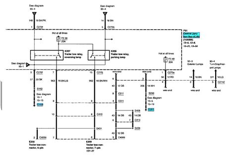 ford f350 wiring diagram i need the wiring diagram for a f350 duty canadian