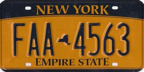 Vanity Plates New York by File New York Empire Gold License Plate Jpg Wikimedia