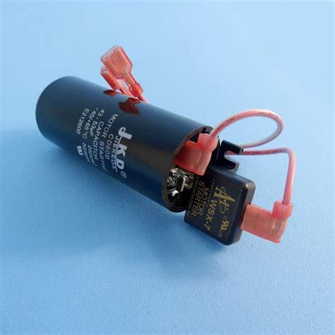 ac capacitor start kit 3106732 005 duo therm ac start capacitor kit b3300 b3253 b3254 caravan dometic aircond