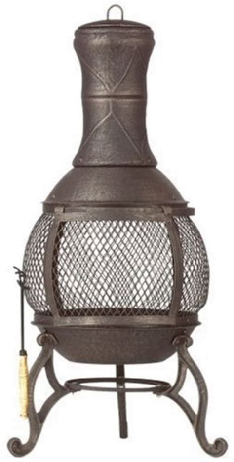 cast iron pit outdoor fireplace bonfire ring veranda