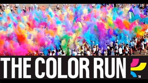 color 5k the color run belgium aftermovie