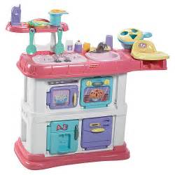 toys r us kitchen fisher price grow with me cook and care kitchen pink