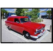 53 Ford Sedan Delivery Style Wagon V8 Automatic Cool Classic Utility