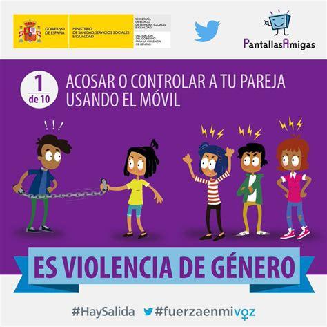 imagenes relacionadas con violencia de genero igualdad lanza una ca 241 a para prevenir la violencia de