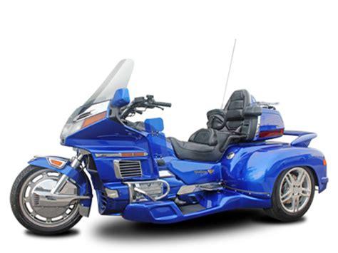 honda gl1500 series trike conversion – hannigan motorsports