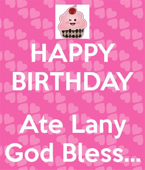 imagenes de happy birthday god bless happy birthday ate lany god bless poster apple keep