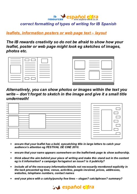 cd format types formatting different types of writing