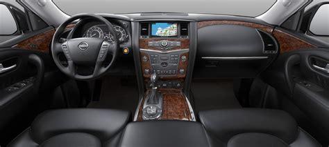 2017 nissan armada black interior 2017 nissan armada platinum interior best accessories