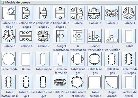 dessin meuble pour plan table de lit  roulettes