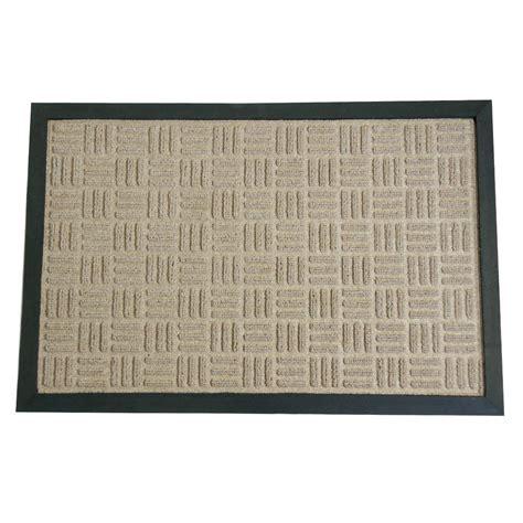 Carpet Doormat by Rubber Cal Wellington Carpet Doormat 48 In X 72 In