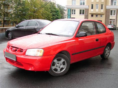 200 hyundai accent 2000 hyundai accent ii pictures information and specs