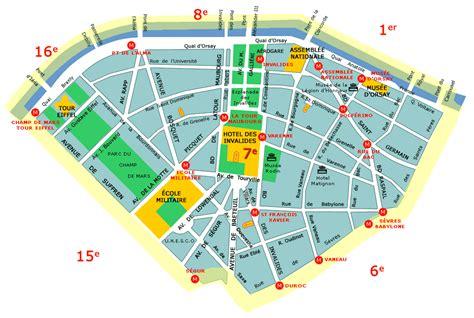 sections of paris map of paris neighborhoods my blog
