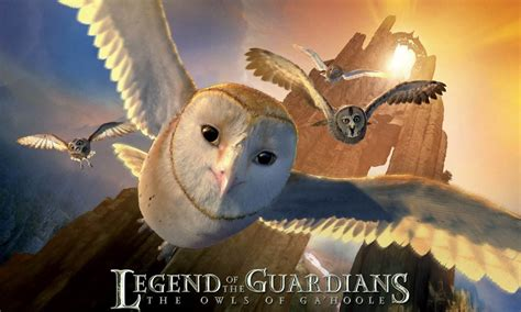 Film Cartoon Owl | wii legend of the guardians the owls of ga hoole