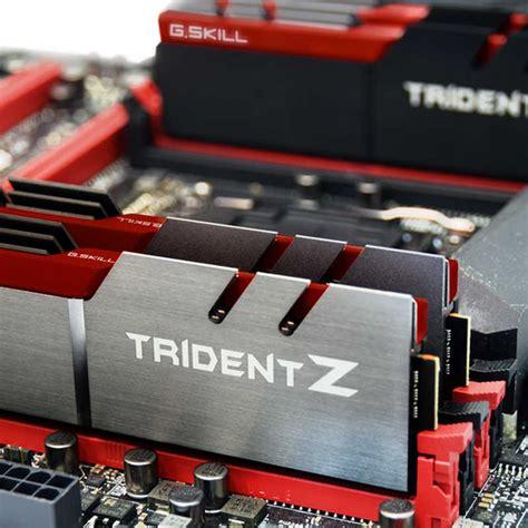 G Skill Ddr4 Trident Z 2x8gb g skill trident z ddr4 3600 pc4 28800 16gb 2x8gb cl16