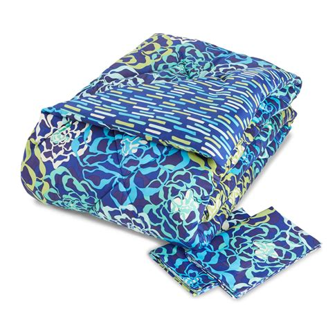 vera bradley bedding queen vera bradley cozy comforter set full queen ebay