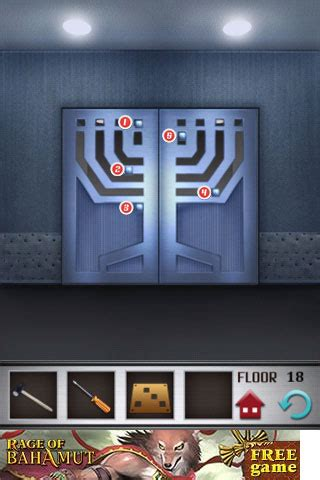 100 Floors Level 18 Solution by 100 Floors How To Solve Level 18 Gamerevolution