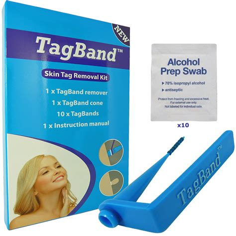 skin tag removal tagband skin tag remover device for effective skintag removal treatment ebay