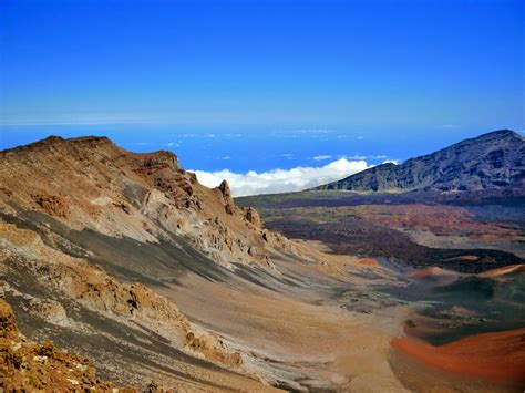American Travel Journal: Summit Area   Haleakal? National Park