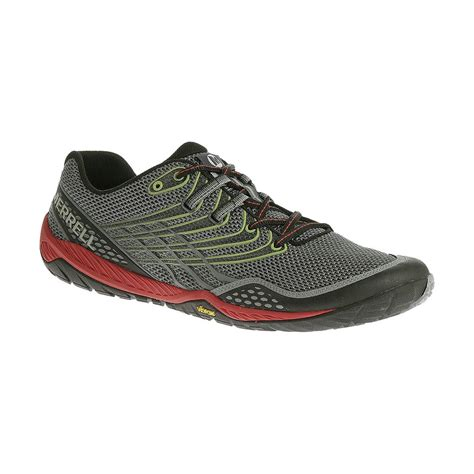 merrell trail running shoes merrell trail glove 3 trail running shoe s ebay