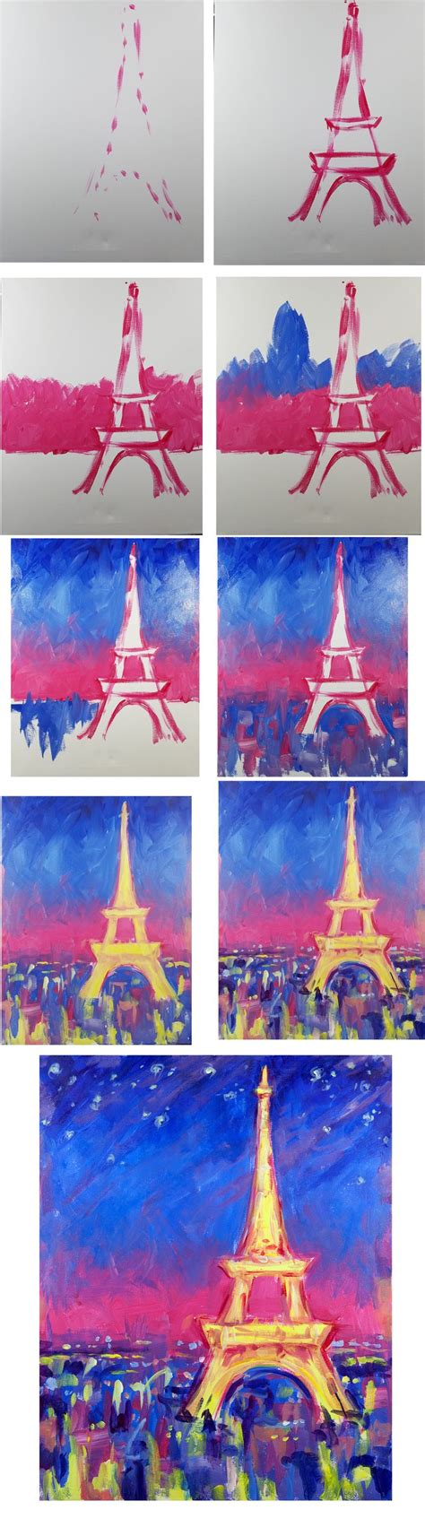 best 20 easy acrylic paintings ideas on pinterest easy painting step by step how to paint an easy acrylic
