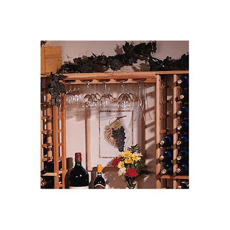 redwood modular wine rack kit wine glass rack wine