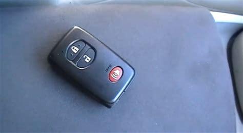 how to reprogram a 2010 toyota prius key autoevolution