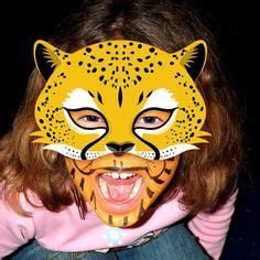 printable jaguar mask vappunaamari ohje google haku may day crafts vappu