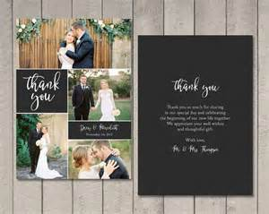 25 best ideas about wedding thank you cards on