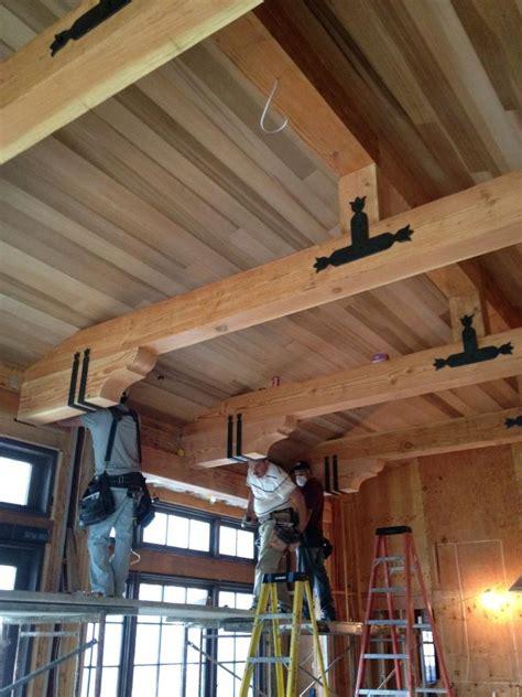 Cedar T G Ceiling by Sound Cedar Homebuilding Materials