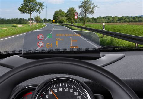 see important driving information at a glance combiner