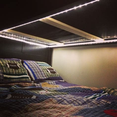 bunk bed lights bunk bed lights kid s room pinterest